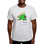 Malinalco - Jester Skull Light T-Shirt