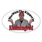 Kipper in Kaliningrad Sticker (Oval 10 pk)