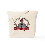 Kipper in Kaliningrad Tote Bag