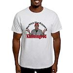Kipper in Kaliningrad Light T-Shirt