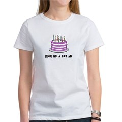 Blow Me - Eat Me Women's T-Shirt