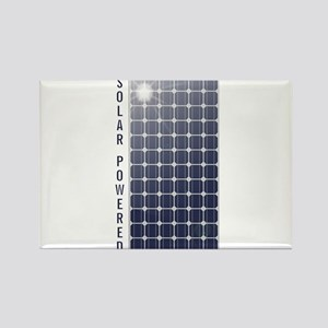 Solar Powered Rectangle Magnet