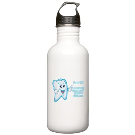 Funny DDS Grad Stainless Water Bottle 1.0L
