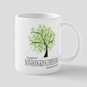 Non-Hodgkins Lymphoma Tree Mug
