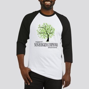 Non-Hodgkins Lymphoma Tree Baseball Jersey