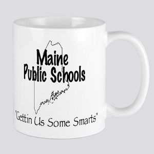 Maine Schools Mug