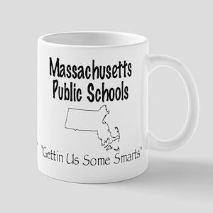 Massachusetts Schools Mug