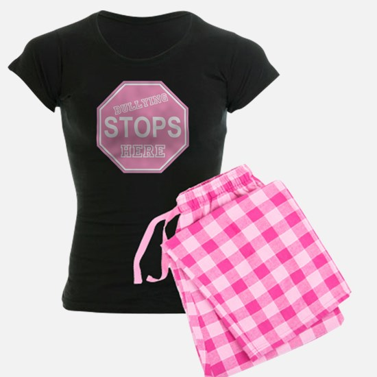 Bullying Stops Here Pajamas