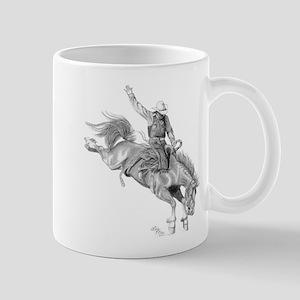Bronco Rider Mug