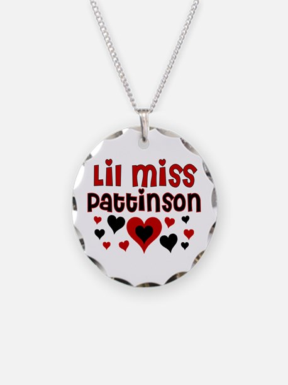 Lil Miss Pattinson Necklace
