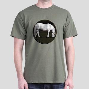 Retired & Content II - Dark T-Shirt