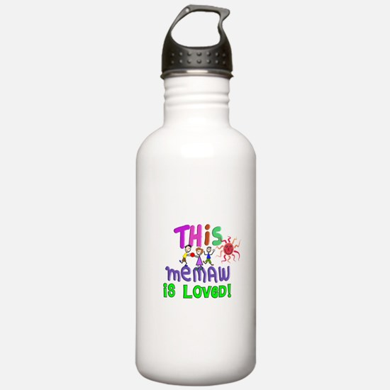 Family Gifts Water Bottle