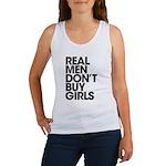 Real Men Women's Tank Top