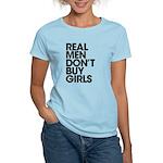 Real Men Women's Light T-Shirt