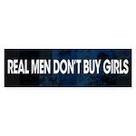 Real Men Sticker (Bumper 10 pk)