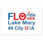 Florida Large Poster