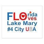 Florida Small Poster