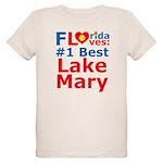 Florida Organic Kids T-Shirt