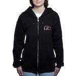 EditorStone Women's Zip Hoodie