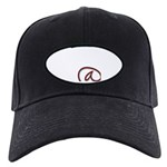 EditorStone Black Cap with Patch