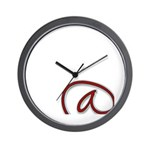 EditorStone Wall Clock