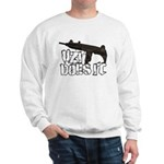 Uzi Does It Sweatshirt