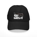 Uzi Does It Black Cap