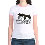 Uzi Does It Jr. Ringer T-Shirt