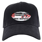 Zombie Repellent Dark Shirts Black Cap