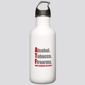 ATF Humor Stainless Water Bottle 1.0L