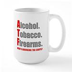 ATF Humor Large Mug