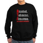 ATF Humor Sweatshirt (dark)