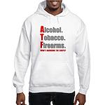 ATF Humor Hooded Sweatshirt