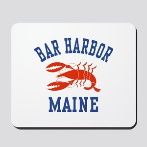 Bar Harbor Maine Mousepad