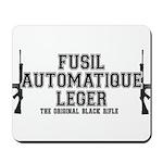FAL- Fusil Automatique Leger Mousepad