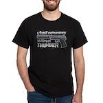 HK USP Handgun Silencer Dark T-Shirt