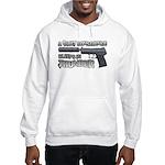 HK USP Handgun Silencer Hooded Sweatshirt