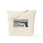 HK USP Handgun Silencer Tote Bag