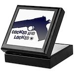 1911 Cocked & Locked Keepsake Box