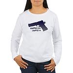1911 Cocked & Locked Women's Long Sleeve T-Shirt