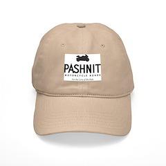 Pashnit Sportbike Baseball Cap - Kahki or White