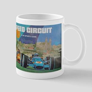 F1 speed Mugs
