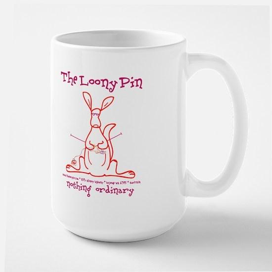 Sit & Knit Large Mug