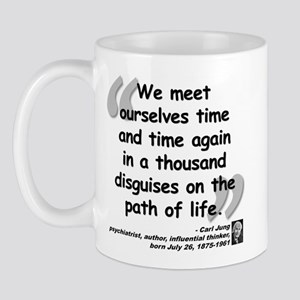 Jung Path of Life Mug