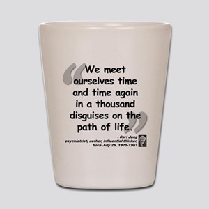 Jung Path of Life Shot Glass