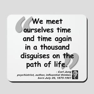 Jung Path of Life Mousepad