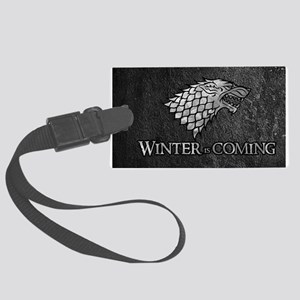 GOT WINTER IS COMING 2 Large Luggage Tag