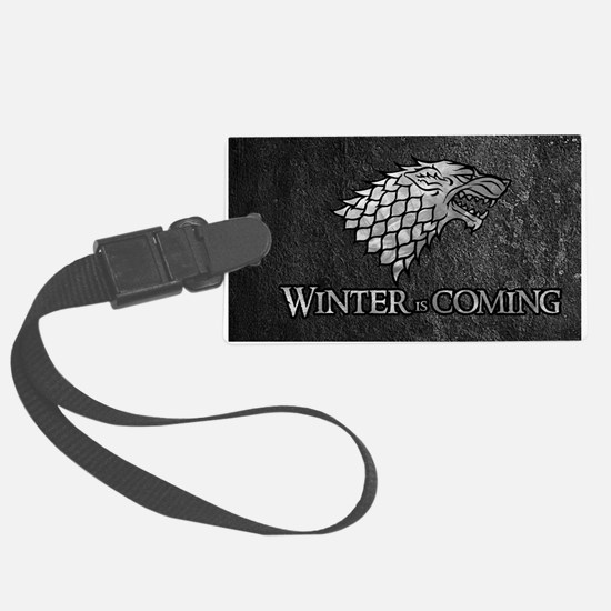 GOT WINTER IS COMING 2 Luggage Tag