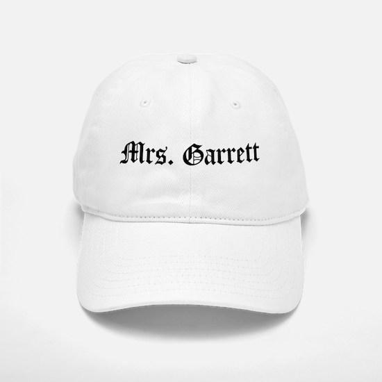Mrs. Garrett Baseball Baseball Cap
