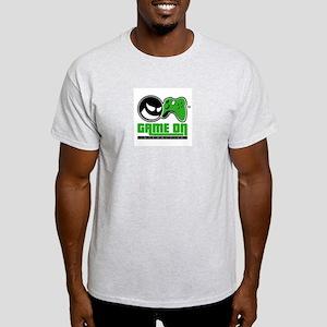 Game On Ash Grey T-Shirt
